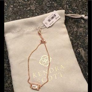 Kendra Scott rose Gold Phillips Bracelet